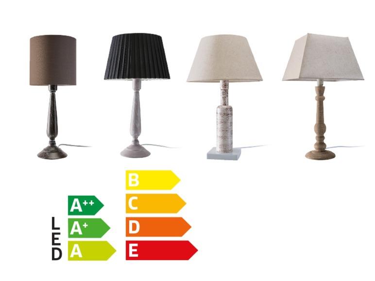 LIVARNO LUX® Tafellamp voor €9,99
