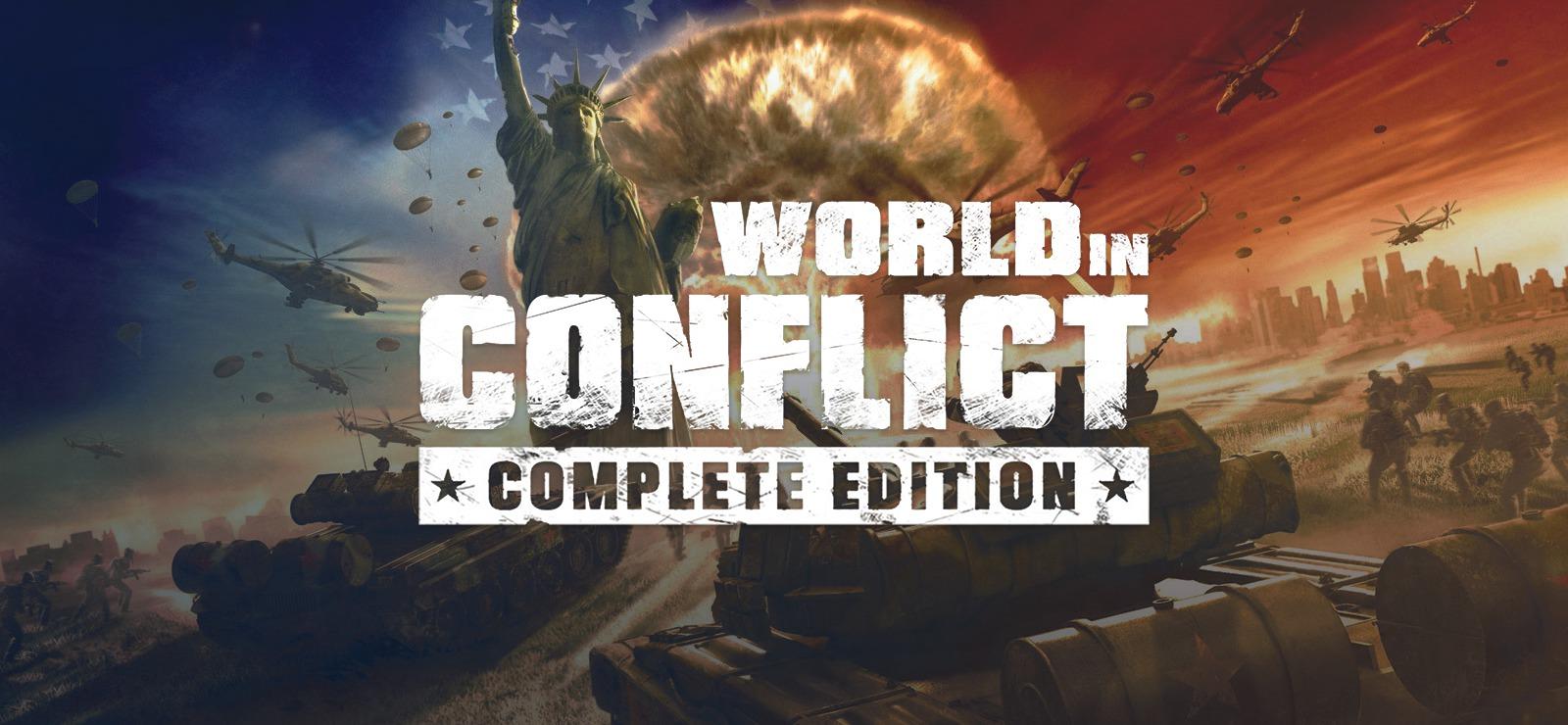 World in Conflict pc Gratis
