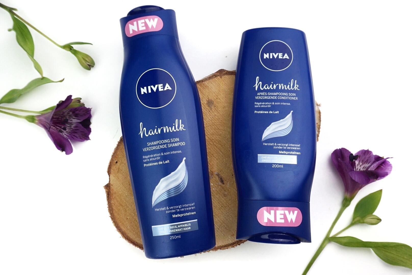 Nivea shampoo/conditioner voor €0,50