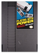 Nintendo NES Classics Hardcover Playing With Power voor €11,99