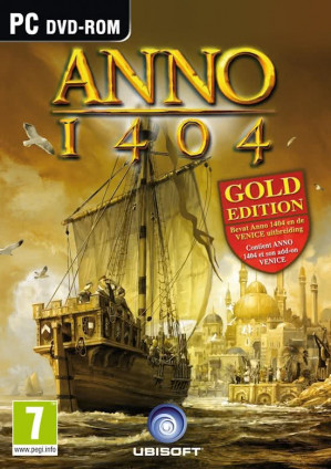 Anno 1404 Gold Edition (PC) voor €3,37