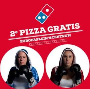 2e pizza gratis in Leeuwarden