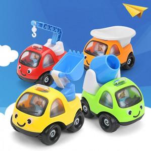 Mini speelgoedauto's voor €2,22 dmv code