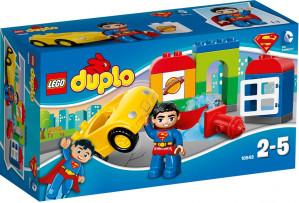 LEGO DUPLO Superman Reddingsactie - 10543 voor €6