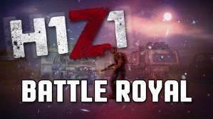 Gratis aanmelden H1Z1 Battle Royal closed beta PS4