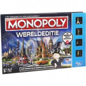 Monopoly Wereldeditie - Bordspel voor €13,49