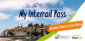 Interrail passen met 15% korting