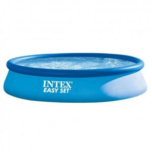 Intex Easy Set zwembad rond 457x84cm incl. elektrische filterpomp voor €49,99