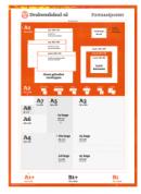 Code voor gratis papierformatenposter
