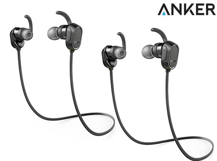 2x Anker SoundBuds Sport voor €20,90
