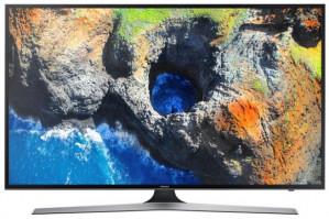 "Samsung UE49MU6199U 49"" 4K Ultra HD Smart TV Wi-Fi Zwart LED TV voor €499"