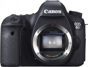 Canon EOS 6D Body voor €829,99