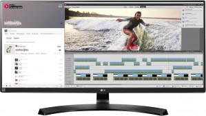LG 34UB88-B Ultrawide IPS Monitor voor €466,65