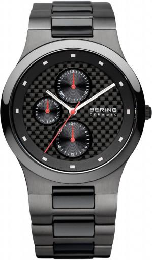BERING 32339-782 - Horloge - Staal - Mat Grijs - Ø 39 mm voor €170