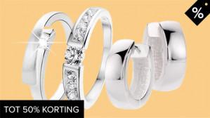 Tot 50% korting op sieraden bij Kijkshop