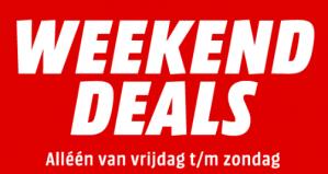 Diverse weekend deals Mediamarkt