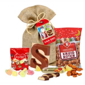 Sinterklaas snoepgoed 1+1 Gratis