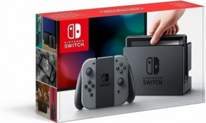 Nintendo Switch - Grey voor €291,65 dmv codes
