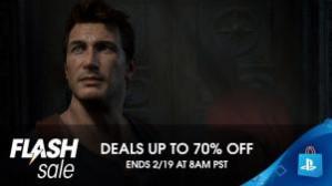 US Playstation Store Flashsale tot 70% korting