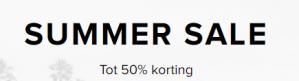 Sale bij Toms met kortingen tot 50%