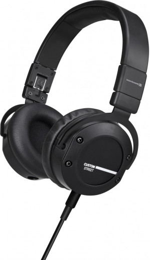 Beyerdynamic CUSTOM STREET Black voor €34,99