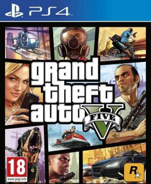 Grand Theft Auto V (GTA 5) - PS4 voor €29,95