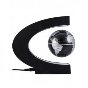 Zwevende Globe met led verlichting voor €11,02 dmv code