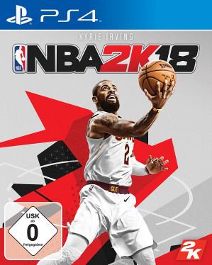 NBA 2K18 voor €29,99
