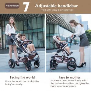 Premium Kinderwagen voor €172,37