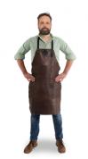 Leren Barbecue Schort voor €16,95