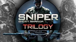 Sniper Ghost Warrior Trilogy voor €0,95
