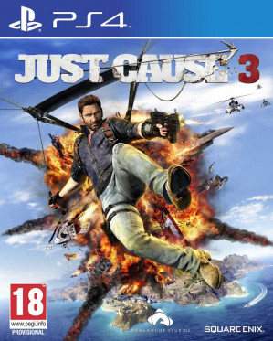 Just Cause 3 - PS4 voor €9,95