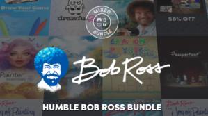 Humble Bob Ross Bundle vanaf €0,80