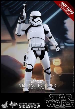 Star Wars VII: Villain Storm Trooper 30-cm voor €138,84