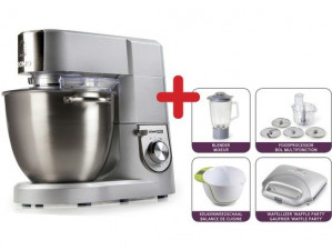 Domo Keukenrobot Pack 1500 W voor €255