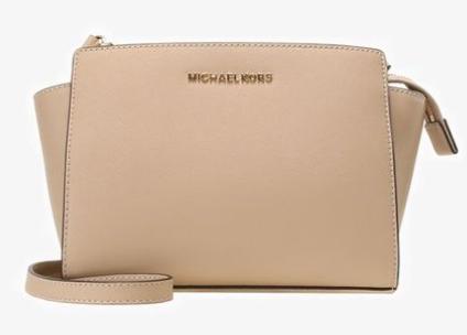 Michael Kors SELMA MESSENGER - Schoudertas voor €149,95
