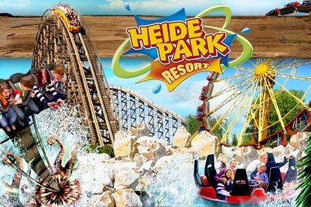 Heide Park Tickets