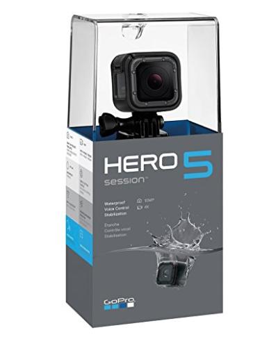 GoPro Hero5 Session Actioncamera voor €172
