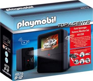 Playmobil Spionage Cameraset - 4879 voor €19,99