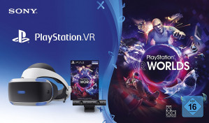 Sony PlayStation VR + Gran Turismo Sport voor €285