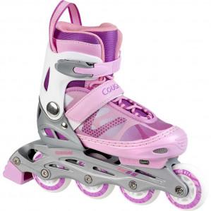 Inline Skates Roze Maat 38-41 voor €4,98