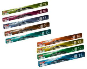 ULTIMATE SPEED® set van 2 ruitenwissers voor €3,99