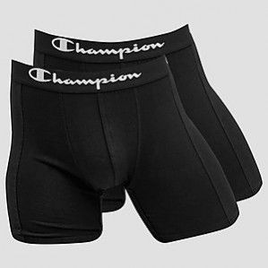 Champion 2 t-shirts of 2 boxershorts voor €4,50 dmv code