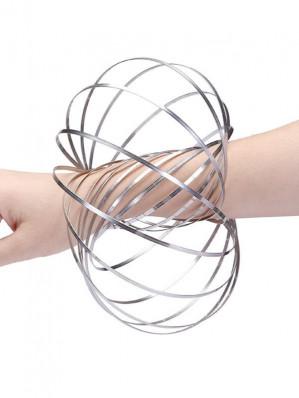 Kinetic Spring 3D Sculpture Flowtoys voor €1,78 dmv code