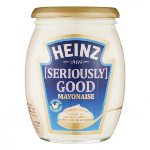 Heinz Seriously good mayonaise 480 ml voor €1