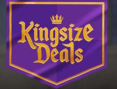 Bij Simpel.nl diverse Kingsize Deals