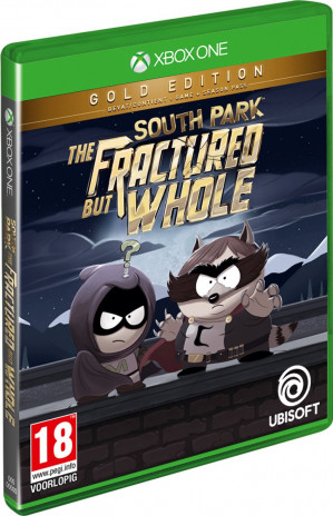 South Park: The Fractured But Whole - Gold Edition voor €23,50