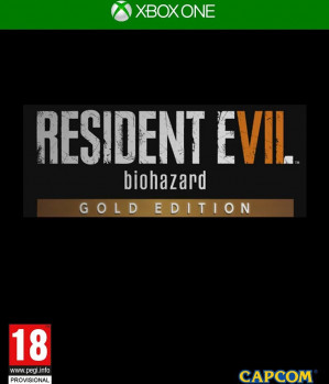 Resident Evil 7: Biohazard - Gold Edition - Xbox One voor €23,50