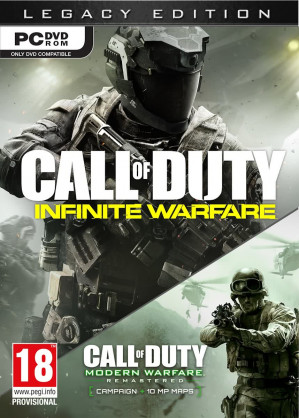 Call of Duty: Infinite Warfare - Legacy Edition - Windows voor €8,98