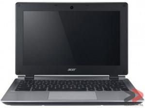 Acer Chromebook C730E-C08R 16GB voor €91